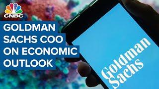 Goldman Sachs COO on coronavirus outlook