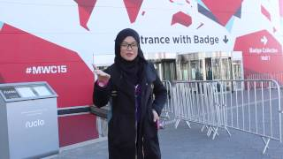 Amanz Di Mobile World Congress 2015 (#MWC2015)