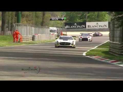 Blancpain Endurance Series  - Monza - Pre Qualifying practice. SD