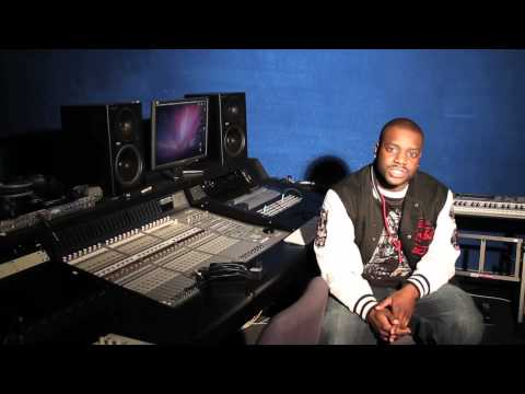 In studio interview with Island Def Jam Digital Producer Ron D