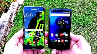 Droid Turbo 2 vs Galaxy S6 Edge Plus - Edge Kills Turbo