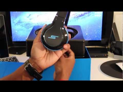 SMS Audio Street by 50 Unboxing