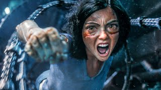 Underworld Fight Scene - ALITA: BATTLE ANGEL (2019) Movie Clip