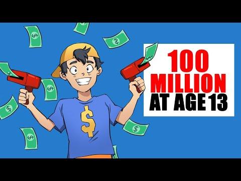 I Got A 100 MILLION Dollar Inheritance At Age 13
