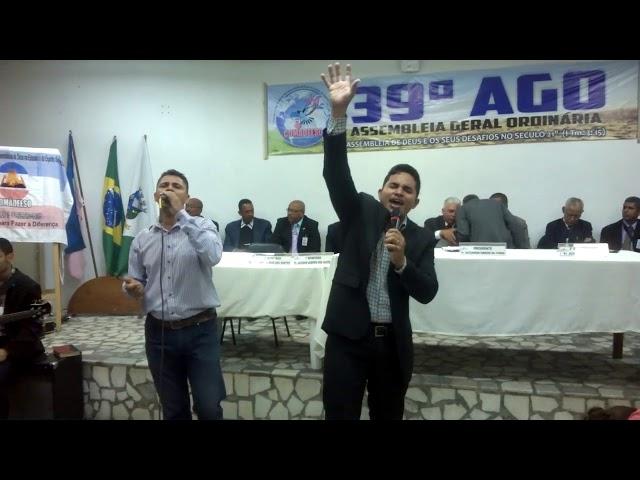 39ª AGO - COMADEESO - CARIACICA - ES