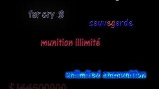 Far Cry 3 munition illimiter + competence et 1445000000 $ [xbox360] [FR]