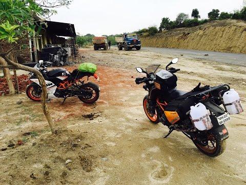 [Part 1 ] Mumbai To Ladakh | Delhi