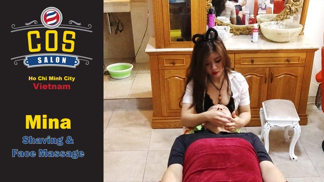 COS Barber Shop - MINA Part 1 (Ho Chi Minh City, Vietnam)