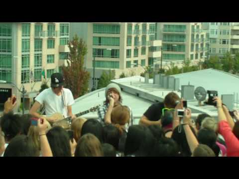 All Time Low - Dear Maria Acoustic ft Travis Clark from We the Kings