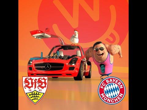 Studio Riese: Stuttgart gegen Bayern