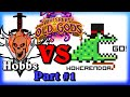 WowCrendor VS Hobbs Part#1 ~ Whispers of the Old Gods ~ Hearthstone Heroes of Warcraft