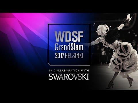 Gusev - Bondareva, RUS | 2017 GS LAT Helsinki | R2 J | DanceSport Total