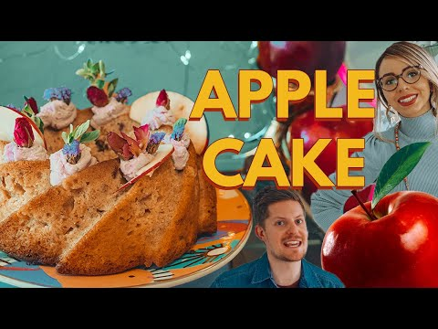 easy-apple-cake-recipe-with-fresh-apples---delicious-and-beautiful
