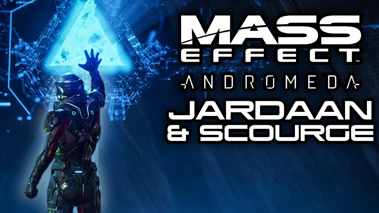 MASS EFFECT ANDROMEDA: The Jardaan and The Scourge! (Andromeda\u0027s