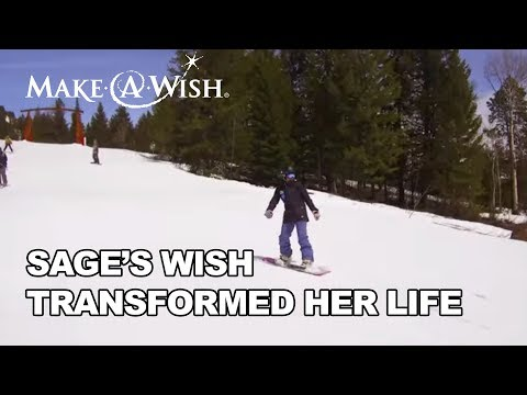 Learn How Sage's Wish Transformed Her Life and Her Family Forever!