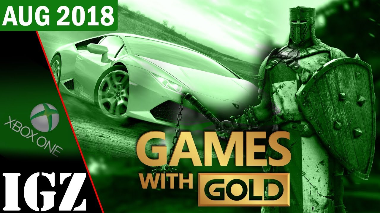 Xbox Live Games With Gold For August 2018 Forza Horizon 2