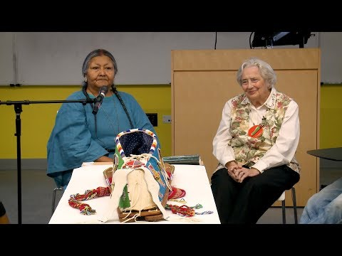 An Evening with Vanessa Jennings: Kiowa Cradleboards, Culture, and Tradition