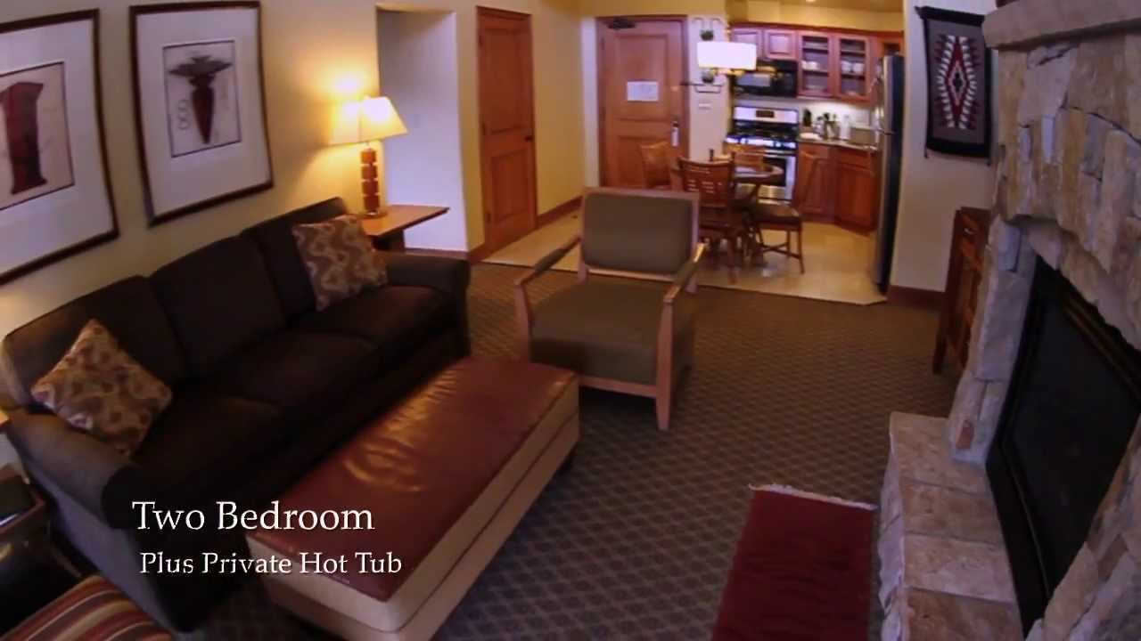 Valdoro Mountain Lodge Two Bedroom Plus Private Hot Tub