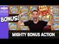 🤑 More Mighty BONUS Time 💰 $1500 @ San Manuel Casino ✪ BCSlots (S. 18 • Ep. 3)