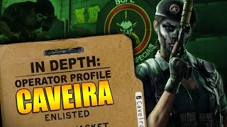 Rainbow Six Siege - In Depth: Operator Profile: CAVEIRA