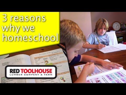 Ep100:Should homesteaders be homeschooling?