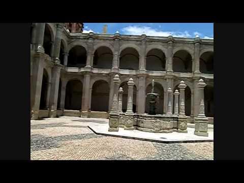 Oaxaca Santo Domingo de Guzmán Church