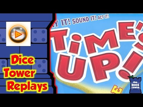 Dice Tower Replay: Time's Up! Title Recall