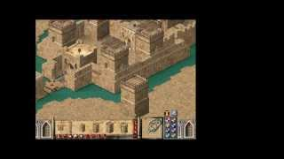 STRONGHOLD CRUSADER how to make a good defensive castle
