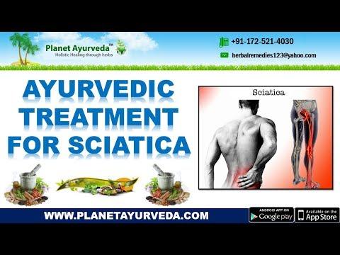 Ayurvedic Treatment For Sciatica (Sciatic Nerve Pain)- Causes, Symptoms, Diagnosis & Herbal Remedies