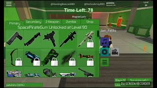 Roblox Zombie Rush (that feeling when you're at Grandma's) 😂