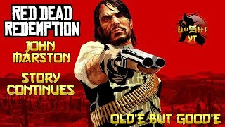 Memoirs of a Outlaw | Red Dead Redemption