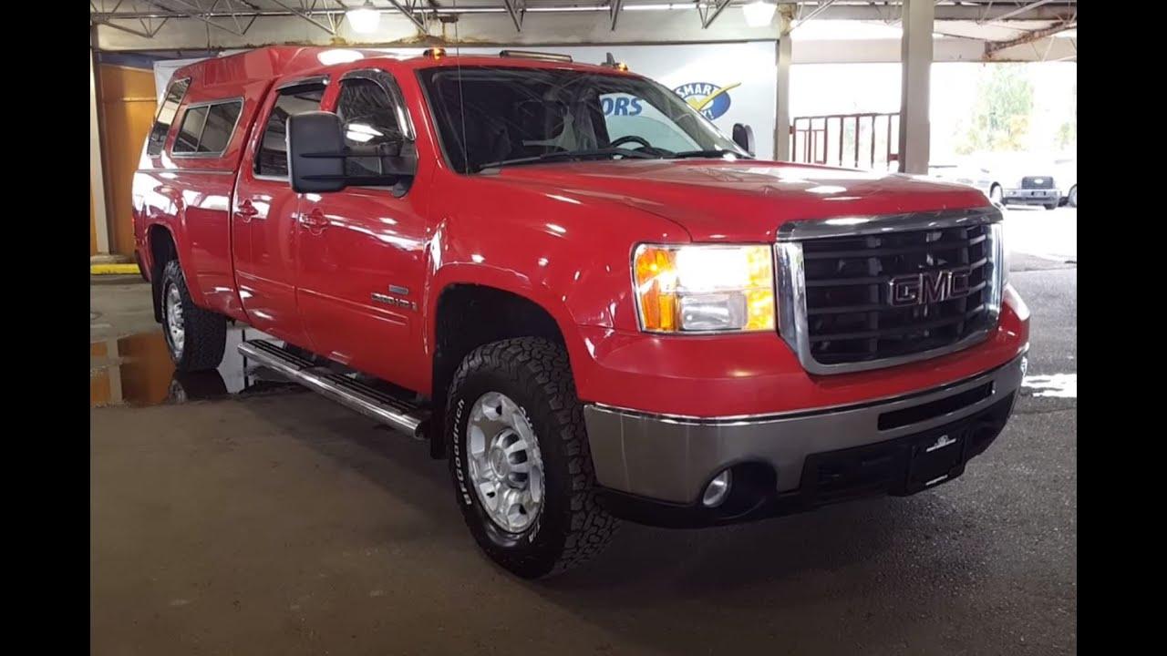 2008 gmc sierra 2500hd 4wd crew cab 167 slt 4 door pickup [ 1556 x 1034 Pixel ]