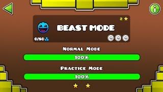 si beast mode fuera geometry dash 2 1   geometry dash 2 1   sirkaelgd