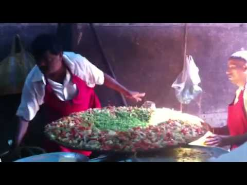 Mumbai khao gali pulao