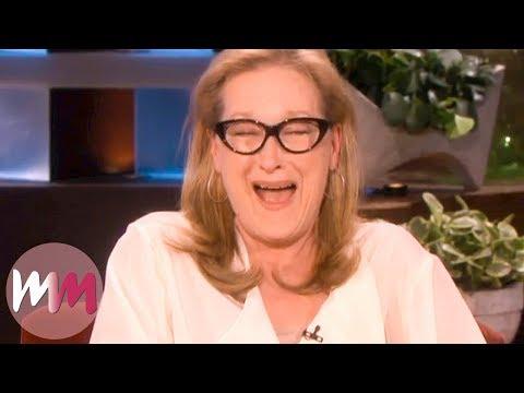 Top 10 MustWatch Meryl Streep Pop Culture Moments