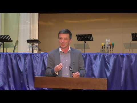 Церква Благодать Рівне: Яке моє життя після того, як я прийняв Христа? -- Леонід Друзь