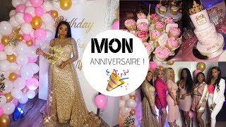 Vlog Mon Best Anniversaire 🎂🔥   Préparatifs,cadeaux,soirée ! Honeyshay