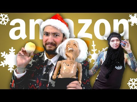 HOLIDAY GIFT GUIDE 2017 : PART TWO • AMAZON PRIME TIME