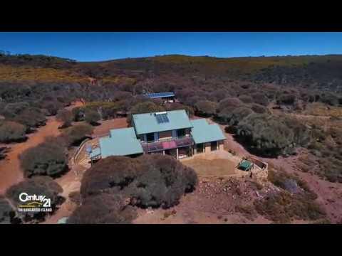 Kangaroo Island Cape Cassini Wilderness retreat