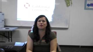 CA Connects - Marina Hernandez Testimonial - Kern County