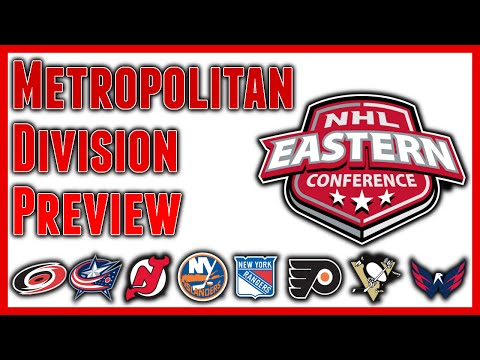 '15-'16 NHL Metropolitan Division Preview