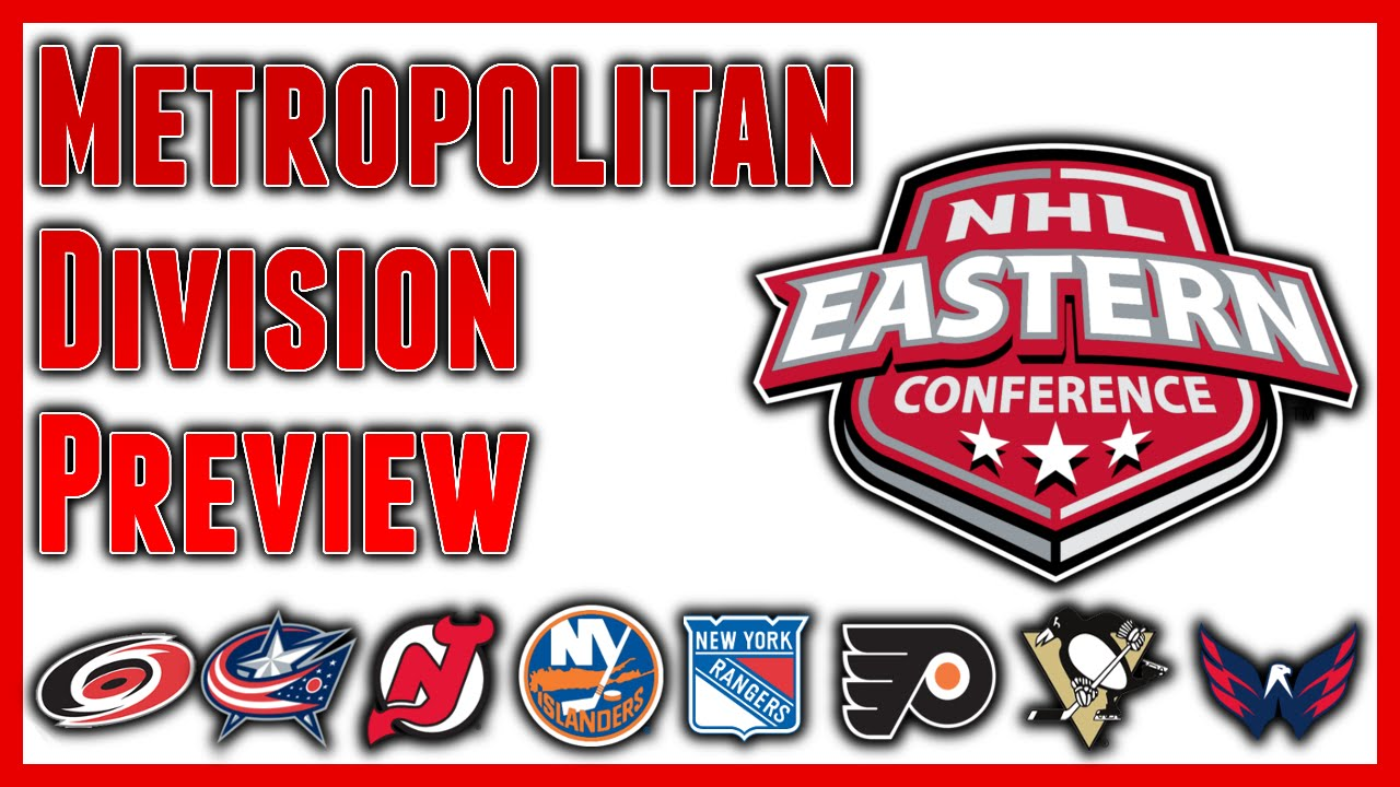 Image result for Metropolitan Division Preview