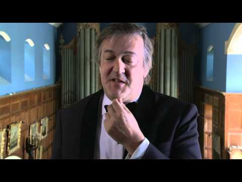 Stephen Fry on Die Meistersinger von Nürnberg