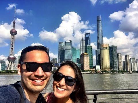 Visit Shanghai, China In One Day // The Bund // Huangpu River Cruise!