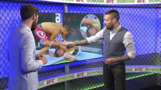 UFC 189: Unibet