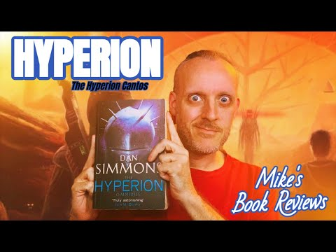 Hyperion by Dan Simmons Book Review (Hyperion Cantos #1)