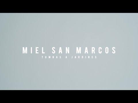 Tumbas a Jardines | Video Oficial | Miel San Marcos