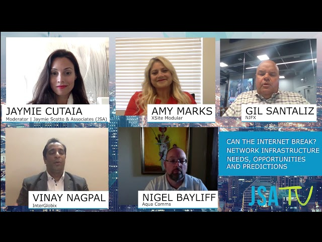 JSA Virtual CEO Roundtable 2019: Can the Internet Break?