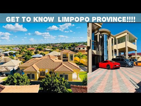Be INSPIRED!!!!! Houses in Rural areas of the LIMPOPO PROVINCE.