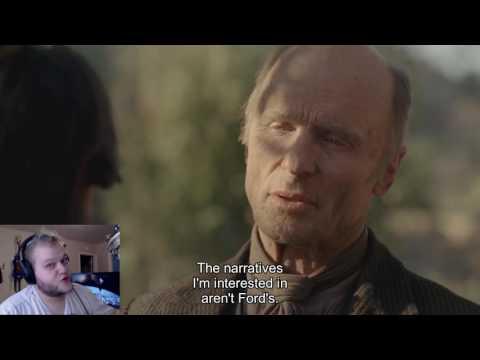 Westworld Episode 10 - 9 recap - Arnold is AI - Dolores Wedding - Ouroboros Red River
